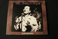 Billie Holiday - Billie Holiday at Storyville (Audio CD - 1999) - Live VGC