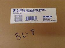 Blanco 221-011 (Formerly 511-935) Sink Grid - STEEL - Fits BLANCODIAMOND