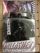 Darth Vader Star Wars Unleashed SEALED MOC action figure