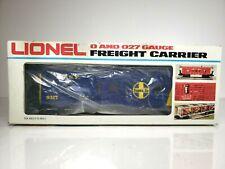 Lionel 6-9317 ATSF Santa Fe Lighted Bay Window Caboose in Box