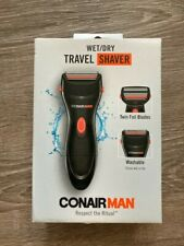 Con Air Travel Shaver - Wet or Dry  (NEW)