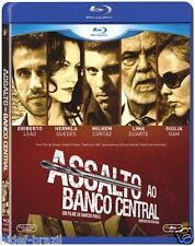 Assalto ao Banco Central Blu-ray [Subtitles English+Spanish+Portuguese] Reg ALL