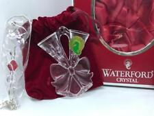 New In Box WATERFORD Lismore Tasting Flute Ornament - 2010