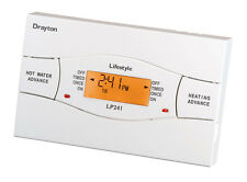 Drayton LP241 24 Hour Central Heating/Hot Water Electronic Programmer Time Clock