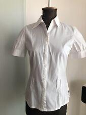 Business Bluse Hemd Gr 36 S Von Taifun Weiß