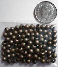 Cuentas redondas 4 mm para joyería artesanal