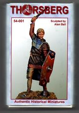 THORSBERG 54-001 - ARMINIUS GERMANIC WARLORD TEUTOBURG FOREST 9 AD. 54mm METAL