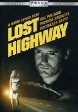 Lost Highway [New DVD] Widescreen