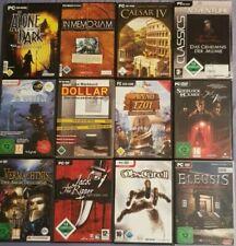 PC-Spiele Sammlung