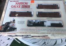 Bachmann ON30 Narrow Gauge Express
