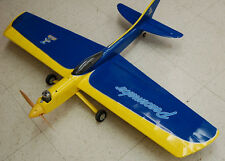 "Model Airplane Plans (UC): Peacemaker 47"" Stunter for .15-.29 by George Aldrich"