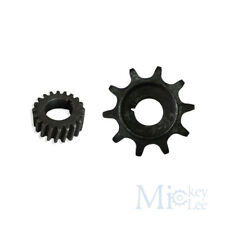 10Tooth Clutch Gear Drive Sprocket 49cc 66cc 80cc Engine Parts Motorized Bicycle