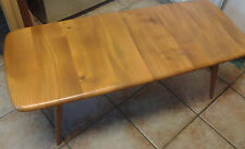 Ercol Coffee Tables with Shelves