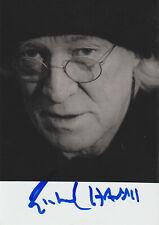 Richard Harris, autograph on photo
