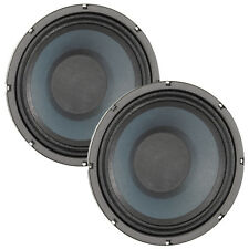 Pair Eminence Legend B810 10 inch Bass Guitar Replacement Speaker 32ohm 150W RMS