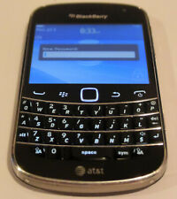 BlackBerry Bold 9900 - 8GB - Black (AT&T) Smartphone - Clear IMEI