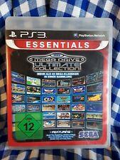 Sega Mega Drive Ultimate Collection ? für Playstation 3 ? ESSENTIALS ?in OVP??
