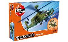 Airfix 1606004 QUICK BUILD Apache Helikopter Bausatz Modellbau Hubschrauber Heli