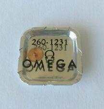 Omega 260 # 1231 Hour Wheel Genuine Swiss Factory Sealed New