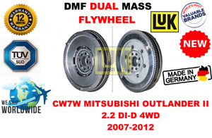 FOR CW7W MITSUBISHI OUTLANDER II 2.2 DI-D 4WD 07-12 NEW DUAL MASS DMF FLYWHEEL