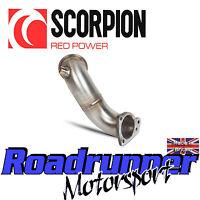 "Scorpion Corsa D VXR 3"" Decat Downpipe A16 Exhaust 1st Precat (10-13) Fits To OE"