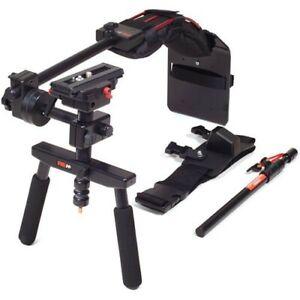 camera shoulder rig (DSLR / Mirrorless / small cinema camera mount) stabiliser