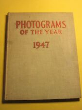 PHOTOGRAMS OF THE YEAR 1947 Erotica Photographs Photos 52nd year of issue