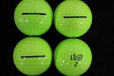 12 Vice Neon Green Mix Near Mint Used Golf Balls AAAA
