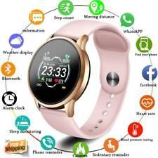 LIGE Fitness Tracker IP 67 Waterproof Smart Bracelet Screen heart rate Monitor P
