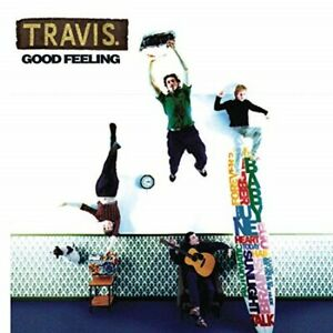 Good Feeling - Music CD - Travis -  1997-10-07 - Sony - Very Good - Audio CD - 1
