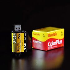 USB PENDRIVE 8 GB 35 mm film roll CHIAVETTA USB