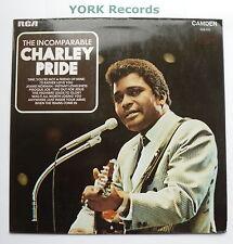 CHARLEY PRIDE - The Incomparable ... - Ex Con LP Record RCA Camden CDS 1115