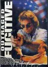 OUTRAGED FUGITIVE DVD SIGILLATO SEALED