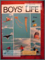 BOYS LIFE Scouts May 1974 KITES DAN CARLINSKY BERNARD WISEMAN BEN BOVA +++