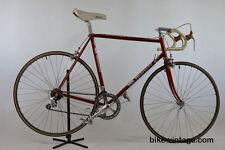 Vintage Bianchi Bicycle Columbus tubing Shimano 600 ex components road race bike