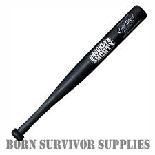 "COLD STEEL BROOKLYN SHORTY BASEBALL BAT - 20"" Compact Plastic Rounders Training"