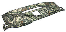 NEW Mossy Oak Treestand Camo Camouflage Dash Mat Cover / LISTED CHEVY TRUCK