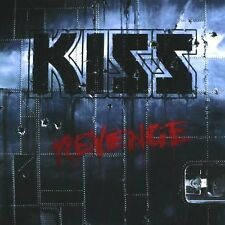 Kiss - Revenge POLYGRM RECORDS CD 1992 (512 405-2)
