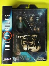 The X-Files Fox Mulder action figure