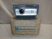 Vintage Technicolor 580 Instant Movie Projector Film Projector! Super 8mm! Works