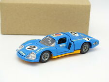 Politoys 1/43 - Matra Sports 630 N°2 Le Mans No.595