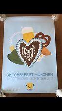 2017 Oktoberfest Poster!Free Shipping!