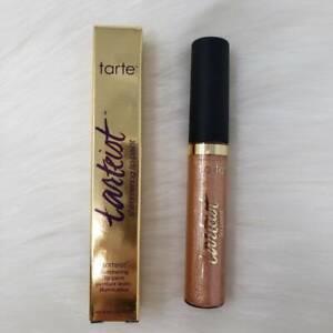 Tarte Tartiest Shimmering Lip Paint in STRIKE GOLD .02 oz Brand New in Box!