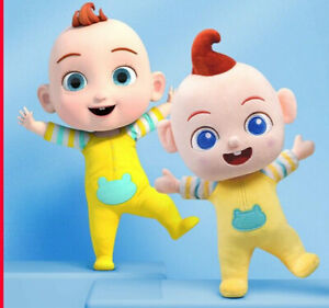 Super Baby Jojo Children Cartoon Plush Cute Doll Toy Doll 12inch