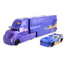 Disney Pixar Car 3 No.19 Mack Truck & Daniel Swerve Diecast 1:55 Toy Model Car