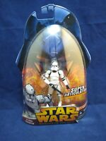 Hasbro 2002 Star Wars Revenge Of The Sith Clone Trooper Action Figure