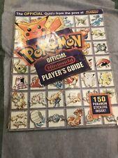 Pokemon Guide Magazine Lot 3, Pokemon Official, Pokemon Sapphire And Ruby, Snap