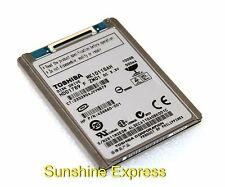 """OEM HP 436860-001 Toshiba 1.8"""" ZIF 100GB Hard Drive MK1011GAH HDD189 F ZM01"""