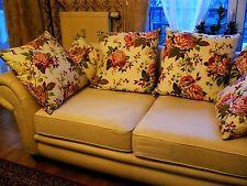 3 Sitzer Couch,Sofa Landstyle Hellbeige. NP. 999,99 Euro