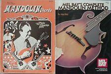 MUSIC BOOKS FOR MANDOLIN (2), 1963, 87